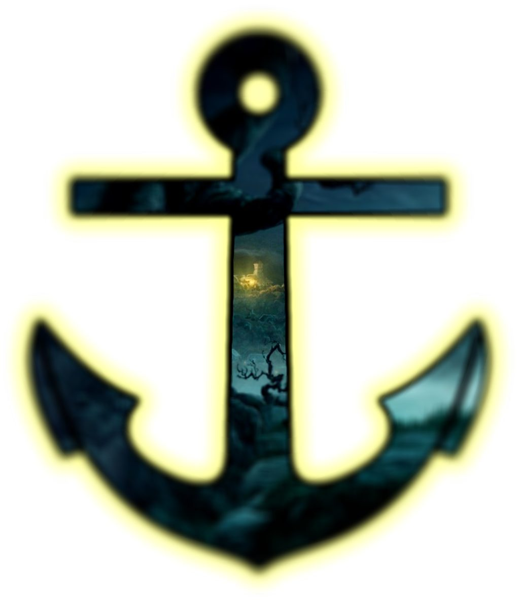 Jeff H. Ulrich Logo - An anchor.